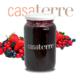 Dulce o mermelada de frutos rojos Casaterre