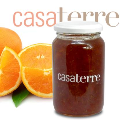Dulce o mermelada de naranja Casaterre