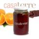 Dulce o mermelada de naranja con trozos de chocolate Casaterre