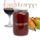 Dulce o mermelada de pera al malbec Casaterre