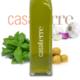 Aceite de oliva extra virgen con ajo y albahaca Casaterre